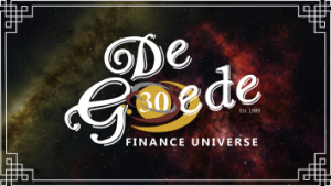 De Goede has made it 30 years in business experience